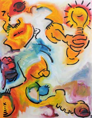Artista Margolaria...